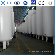 Industrial Gas Welded Thermal-Insulation Liquid CO2 Tank (CFL-20/2.2)