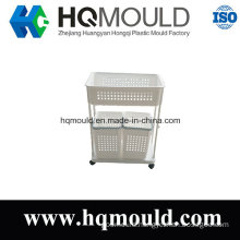 High Quality Plastic Storage Basket Injection Mould
