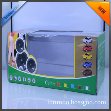Cardboard Packaging Box with Display Window for Toys