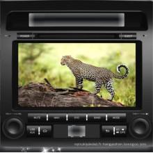 Lecteur DVD pour voiture Yessun Windows CE pour Toyota Land Cruiser (HA9727)