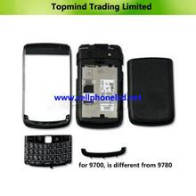 Mobile Phone Parts for Blackberry Bold 9700 Housing Cover Panel