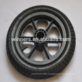"12""x 2.125"" small stroller rubber wheel"