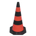 70cm telescopic rubber traffic cones