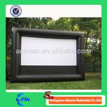 Pantalla grande grande inflable del tablero de publicidad inflable al aire libre para la venta