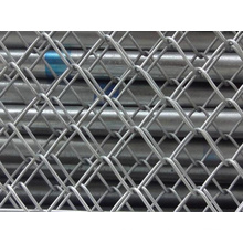 Galvanized Chain Link Fence Factory Direct Sales