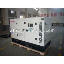 50KW Diesel Silent água gerador de energia conjunto com BV Certificado