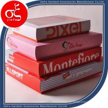 Caixa de papel de embalagem personalizada de alta qualidade / caixa impressa