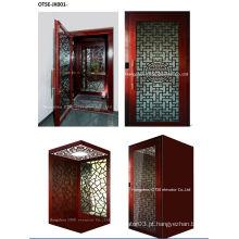 Bom preço para pequeno edifício elevador pequenos elevadores para casas