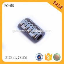 EC68 Zinc alloy wholesale metal drawstring cord lock for bag/garment