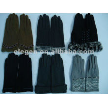 New style winter wool lady gloves