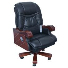 Cadeira executiva giratória ajustável de escritório alto (FOH-1319A)