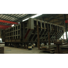 large steel components, parts