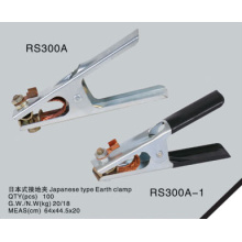 Japanese type earth clamp RS300A
