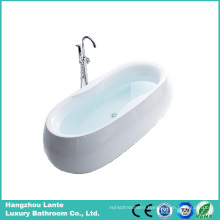 Small Acrylic Freestanding Bath Tub (LT-9D)