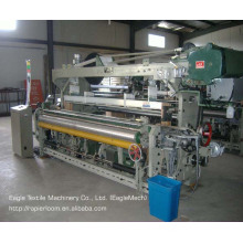 china middle speed rapier loom cotton towel manufacturing machine rapier weaving looms