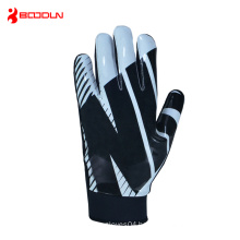 Soft Customized Logo Baseball Batting Gloves (Bgl1203)