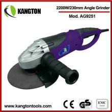 Buena amoladora de ángulo eléctrico de 230m m 2200W FFU con el certificado del CE