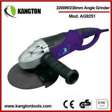Moedor de ângulo elétrico de 230mm 2200W FFU bom com certificado do CE