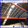 Steel Q235 Wire Mesh Decking for Pallet Rack in Warehouse Storage