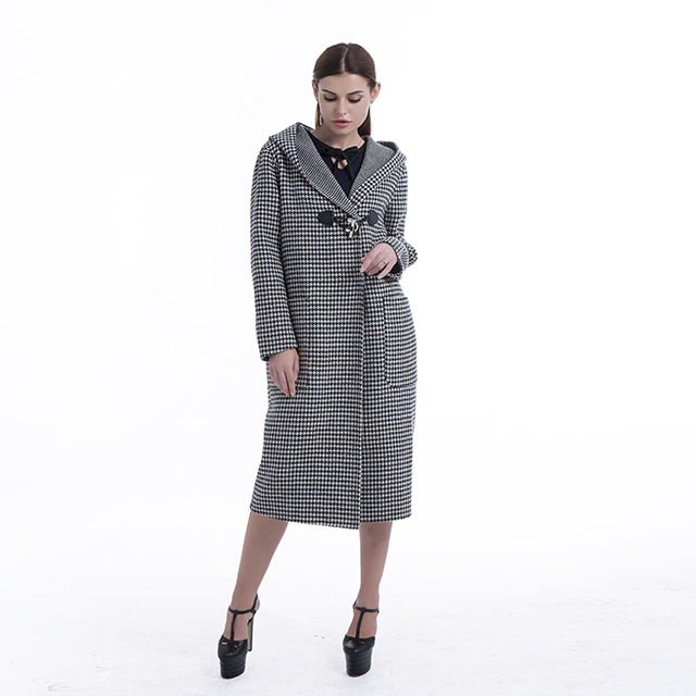 Winter ladies coat