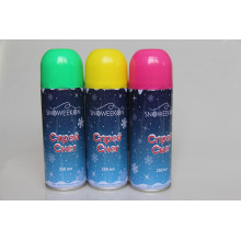 Diseño ruso Popular Foam Snow Spray