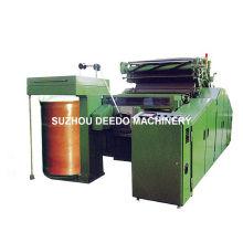 Máquina de cardar de la astilla del algodón para la fibra de algodón y química