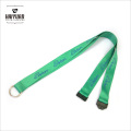 2017 Promotional Custom Silk Screen Printed Neck Lanyard