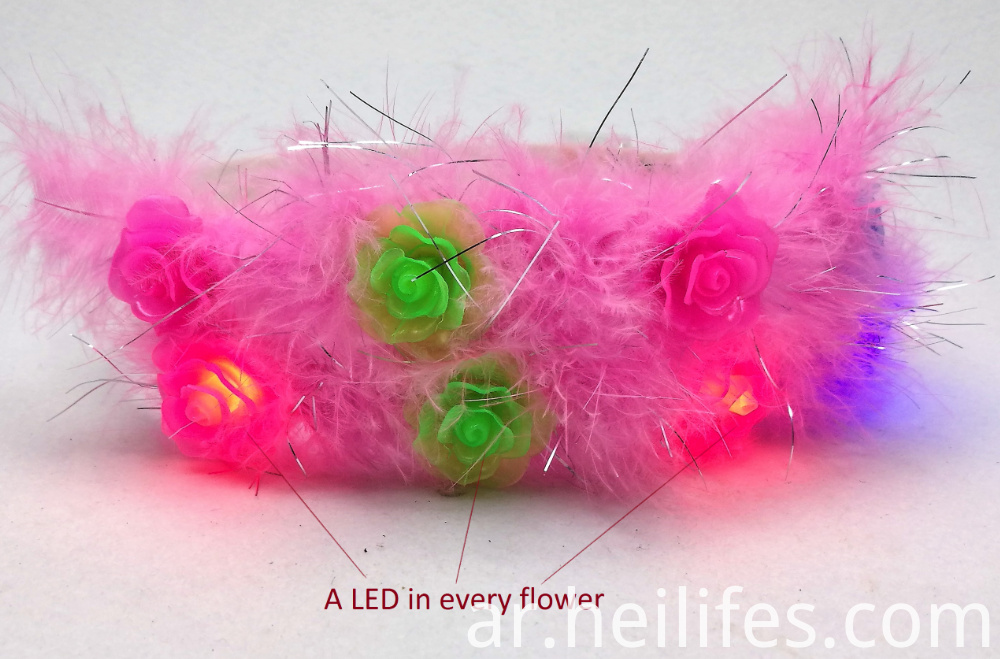LED Light Toys for Kids of Party Headwear