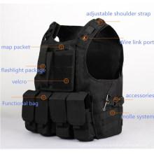 Пуленепробиваемые Куртки Армия Тактический Жилет