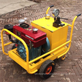 Similar to Darda Hydraulic Stone rock splitter
