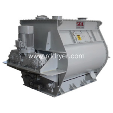 Double Shaft Animal Feed Mixing Machine