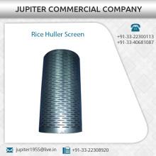 Ecran Hulle à riz résistant à la corrosion hautement exigé à bas prix