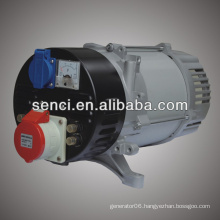 ac brushless alternator