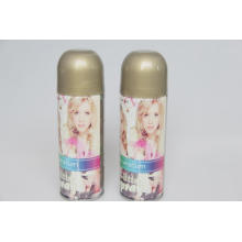 Gold Party Glitter Spray para el cabello