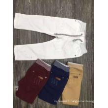 pantalon de jeans décontracté de bébé garçon / design de mode pour les garçons