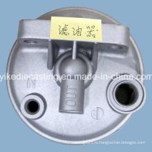 Подгонянные алюминиевые части мотора заливки формы в Фошань