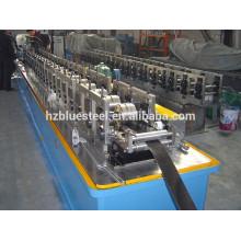Machine de fabrication de cadre de porte en métal, Machine à formater des rouleaux de porte à volets roulants, Machine à rouler