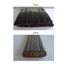 Новый самый дешевый плоский лифтовой кабель 24 * 0.75