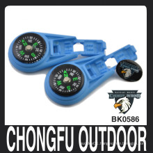Chongfu outdoor baby blue Compass Ends Lock factory