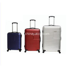 Hot Sales PET trolley case set
