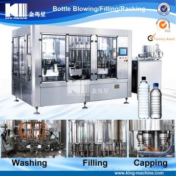 Venda quente para linha de produção de engarrafamento de água de África