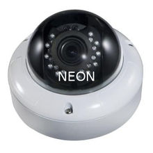 Vandalproof High Pixel Hd Sdi Camera 1080p Dome Camera