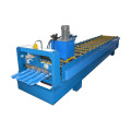 Alibaba quality standing seam metal roof roll forming machine for structure