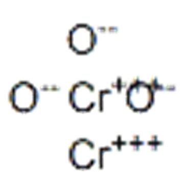 Chromium oxide CAS 11118-57-3