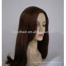 Kosher russische Haarperücke
