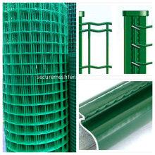 30m Length Plastic Perimeter Wire Mesh Fence