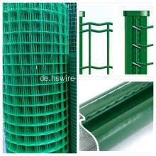 China Kräuselte gewebte Art quadratische Maschendraht-Hersteller
