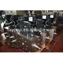 Bloques de colector hidráulico de prensa hidráulica de 5000 toneladas