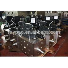 5000 ton hydraulic press hydraulic manifold blocks