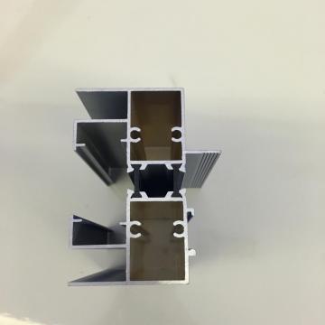 Aluminiumfenster und Türen